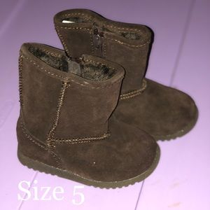 Size 5 Toddler Girl Boots